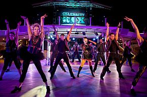 Showtime bei CelebrtiyCruises(c)CelebrityCruises