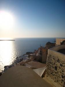 Sonne Santorini