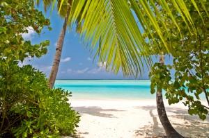 Malediven Strand