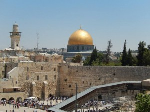 Ausflug Jerusalem mit Klagemauer und Felsendom