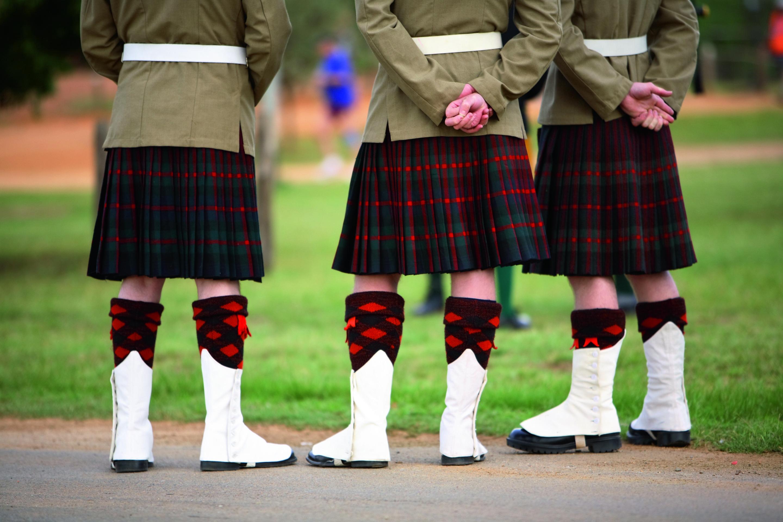 Sind schottische Männer romantisch