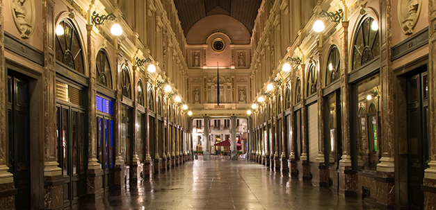 Galleries Saint Hubert