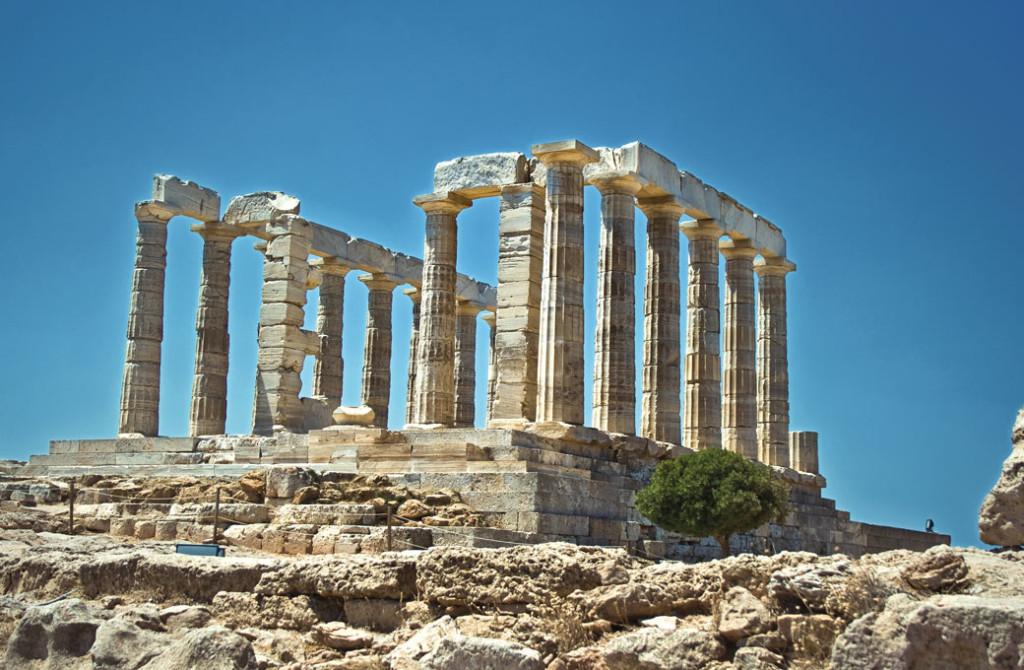 Das Wahrzeichen von Athen – die Akropolis