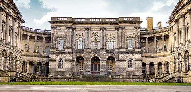 Universität von Edinburgh