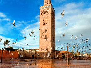 Marrakesch - Perle des Südens