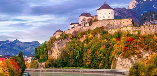 Die Festung in Kufstein