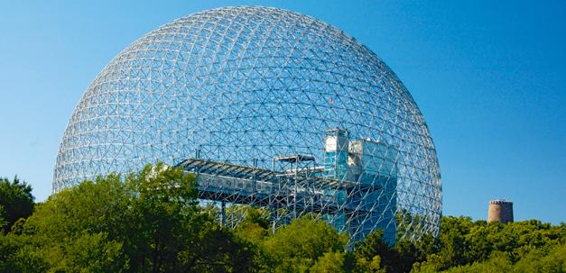 Das Wasser- und Umweltmuseum in Montreal