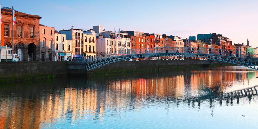 Dublin in Irland