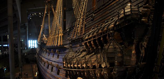 Neben dem Abba Museum ist auch das Vasa Museum einen Besuch wert