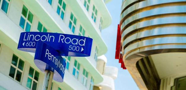An der Lincoln Road könnt ihr hervorragend shoppen