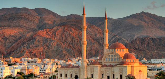 Die grosse Moschee