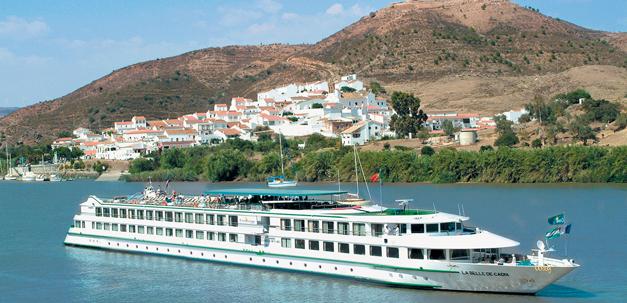 Flussfahrt auf dem Douro