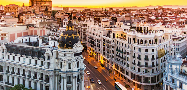 Madrid - ein wahres Paradies